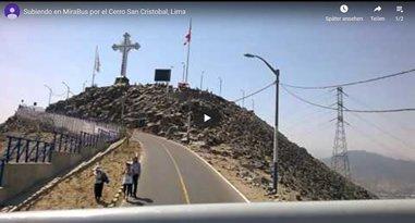 Videos Cerro San Cristobal