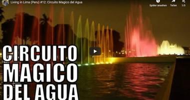 Videos Circuito Magico del Agua