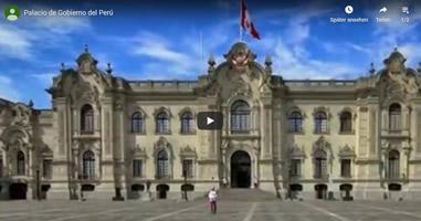 Videos Palacio de Gobierno del Peru