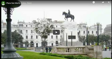Videos Plaza de San Martin Lima