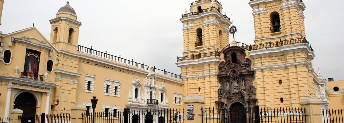 iglesia de san-francisco in Lima