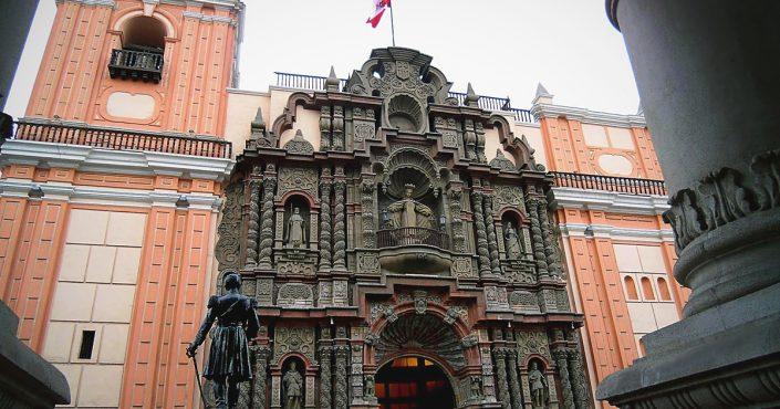 Nuestra Señora de la Merced Lima Peru