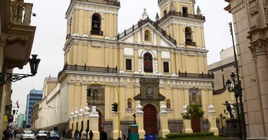 Basilica San Pedro Cercado de Lima