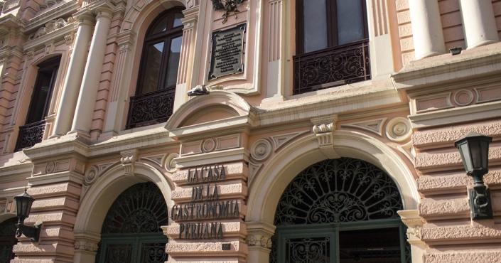 Sehenswertes Museum: Casa de la Gastronomía Peruana