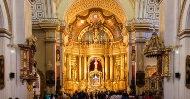 Iglesia San Pedro Lima
