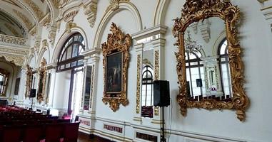 Innenansicht Palacio Municipal