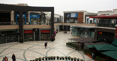 Jockey Plaza Einkaufszentrum in Lima Peru