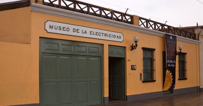 Museo de la Electricidad in Lima