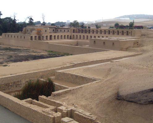 Pachacámac – Stadt und heiliges Orakel