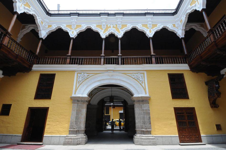 Palacio Torre Tagle Hof