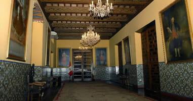 Palacio Torre Tagle innen