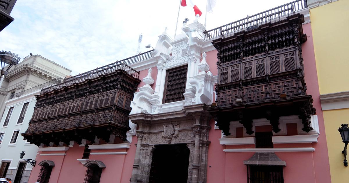 Der Palacio Torre Tagle: einer der repräsentativsten Bauten Limas