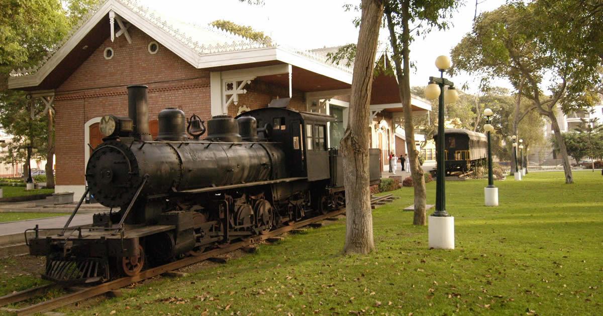Der Parque Reducto No 2 in Miraflores - Geschichte und Erholung