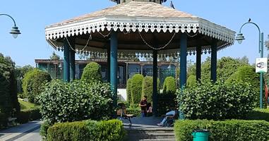 Pavillion Park der Freundschaft