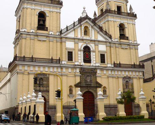 Iglesia San Pedro in Lima