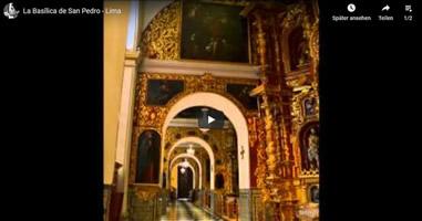 Videos Basilica San Pedro Lima