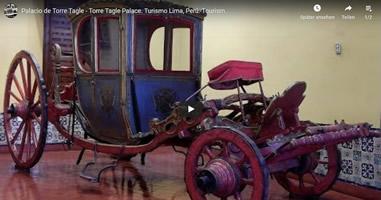 Videos Palacio Torre Tagle