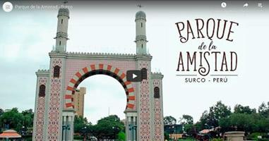 Videos Parque de la amistad