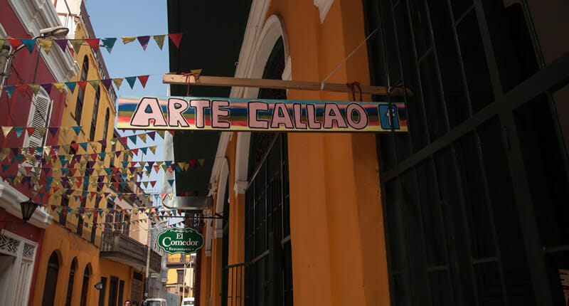 Callao Monumental in Callao