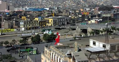 Alameda Chabuca Granda in Lima