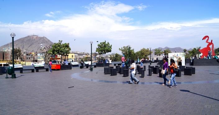 Alameda Chabuca Granda