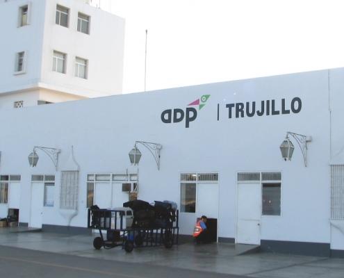 Flughafen Trujillo Aeropuerto Internacional Capitán FAP Carlos Martínez de Pinillos