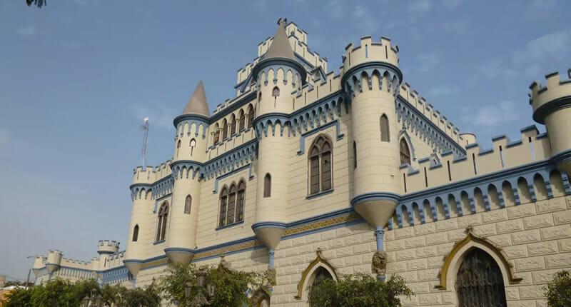 Castillo Rospigliosi Lince Lima
