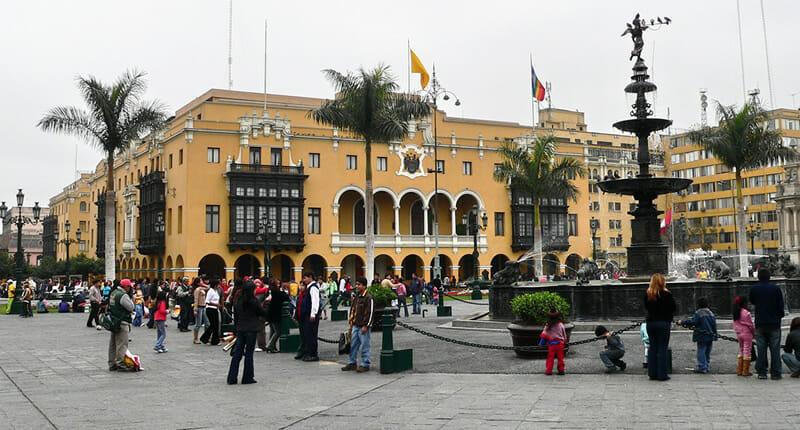 Cercado de Lima