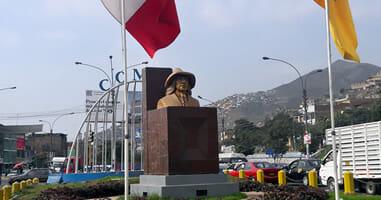 Comas in Lima Peru