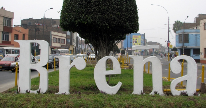 Breña in Lima Peru