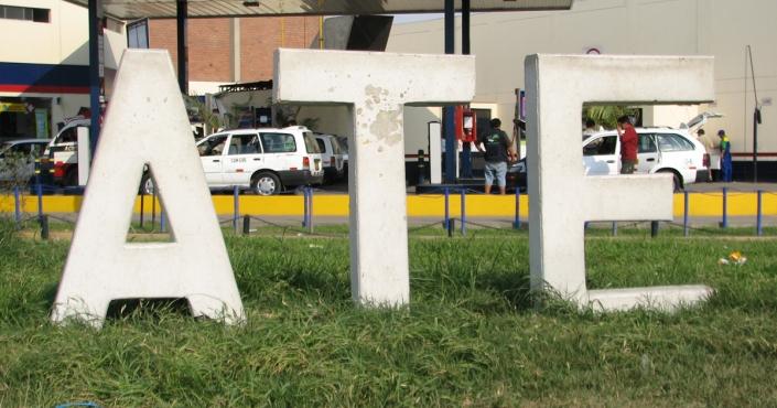 Ate Vitarte in Lima Peru