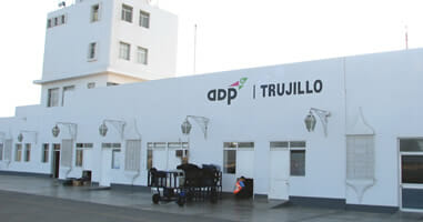 Flughafen Trujillo Capitan FAP Carlos Martinez De Pinillos International Airport
