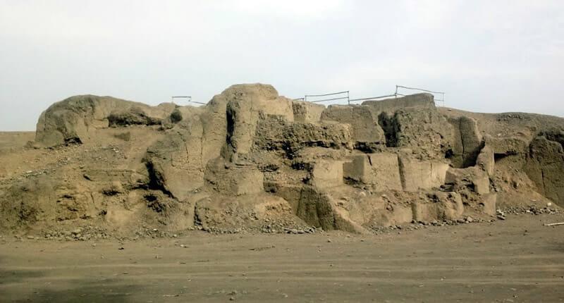 Huaca Melgarejo in La Molina Lima Peru