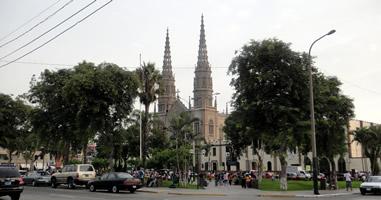 Iglesia de San Jose Jesus Maria Lima