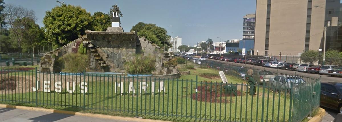 Jesús María Distrikt Lima