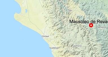 Karte Mausoleo de Revash