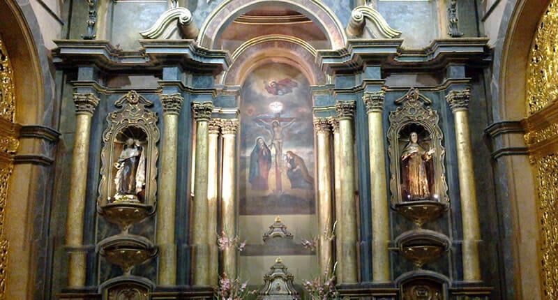 Kloster von Las Nazarenas