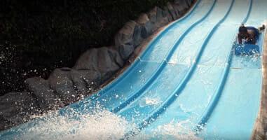 Wasserrutsche La Granja Villa