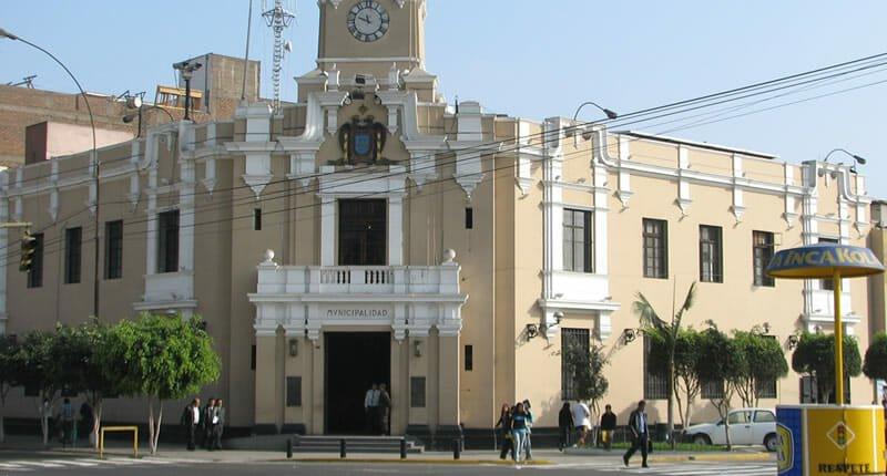 La Victoria in Lima Peru