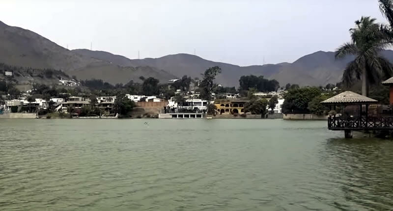 La laguna de la Molina