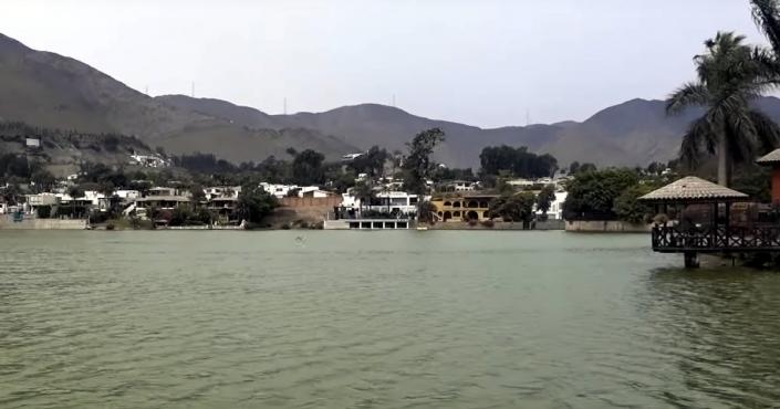 Las Lagunas in La Molina