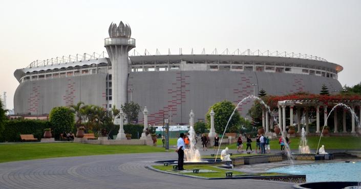 Lima Estadio Nacional