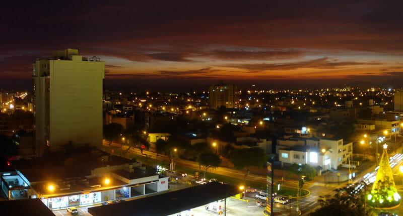 Magdalena del Mar Stadtteil in Lima