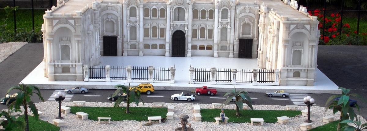 Mini Mundo: Vergnügen in Lima