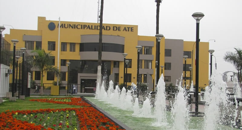 Municipalidad Ate Vitarte