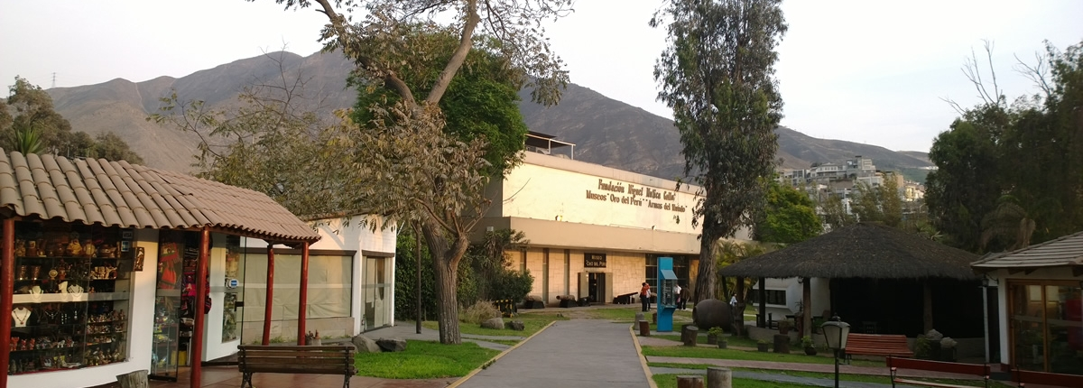 Museo Oro