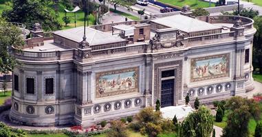 Museo de Arte Italiano Lima Peru