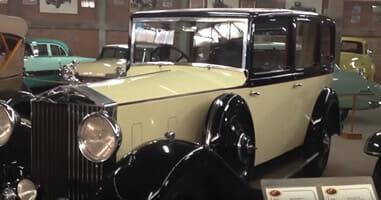 Museo de Automovil Lima Peru