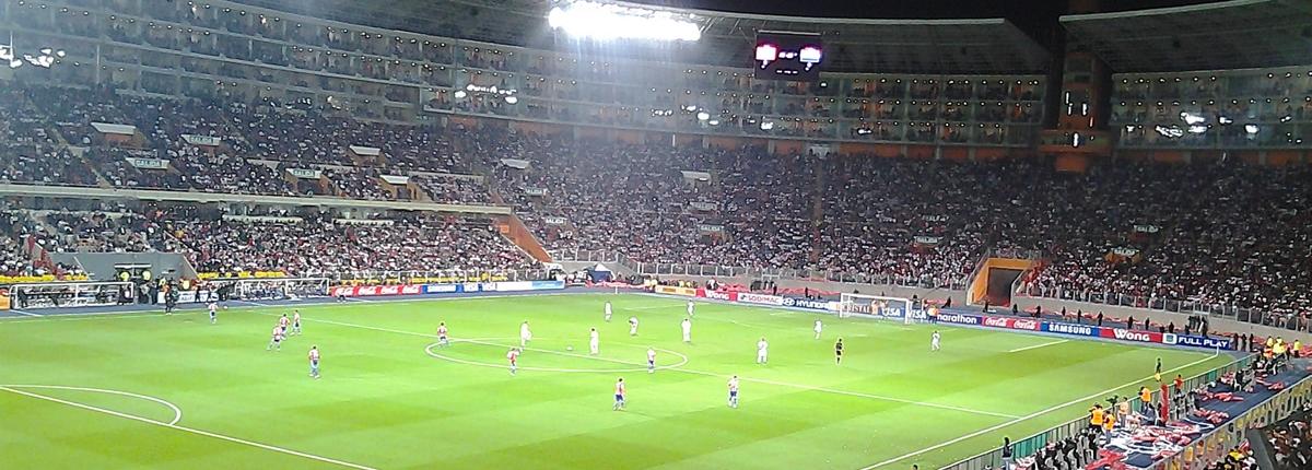 Nationalstadion Lima Peru
