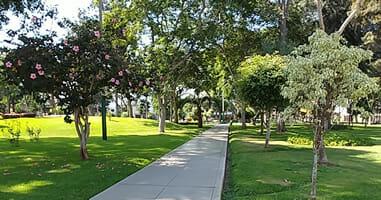 Parque Alvarino